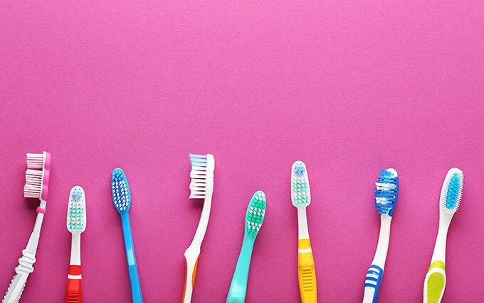 歯ブラシおすすめ30選|仕上げみがき用や矯正治療中用も紹介!