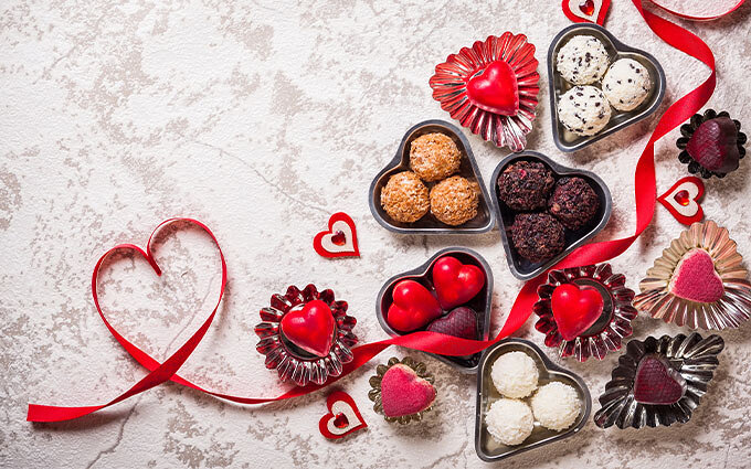 バレンタインチョコレートおすすめ32選|定番商品やおもしろ型も【2019版】