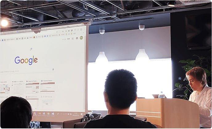 Faber Company山田氏による勉強会を実施しました