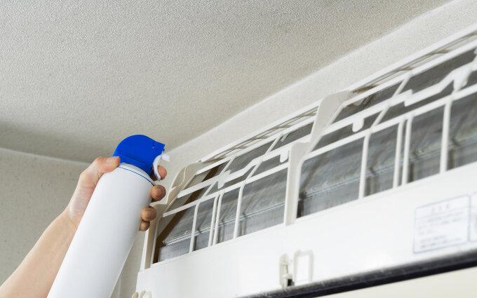 エアコン洗浄スプレーおすすめ10選|使い方や洗浄効果などを専門家が解説