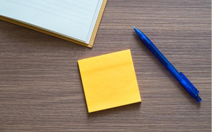 付箋おすすめ24選|かわいい&おしゃれで実用的!文房具芸人イチオシの使い方も紹介
