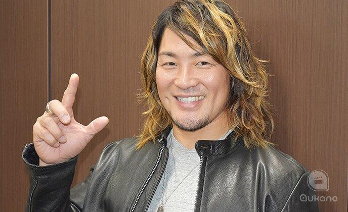 aukanaにて、棚橋弘至さんの「仮面ライダー」に関するインタビューを公開いたしました