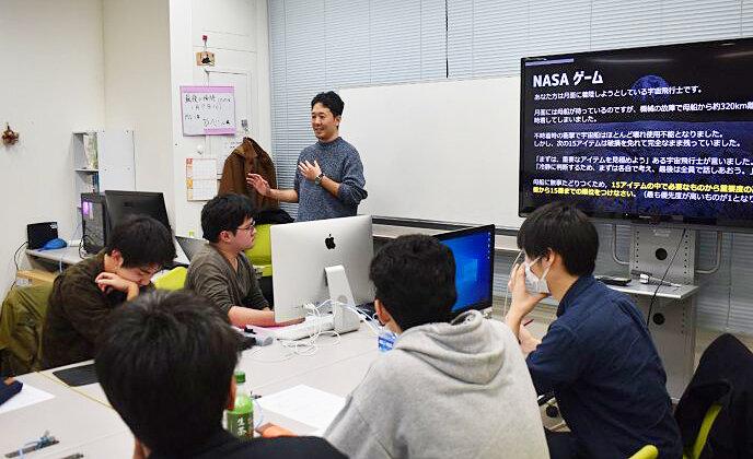 総合学園ヒューマンアカデミー横浜校にて「エンジニアのキャリアとコミュニケーション」をテーマに特別授業を実施いたしました