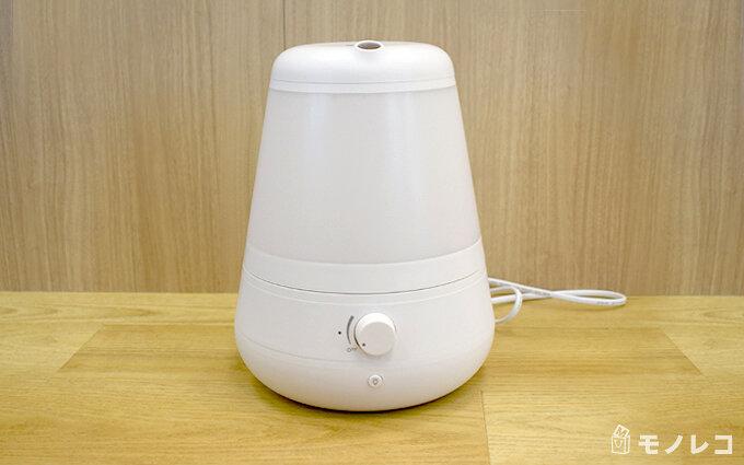±0(プラスマイナスゼロ)超音波式加湿器XQE-C011は口コミ通り?検証調査!