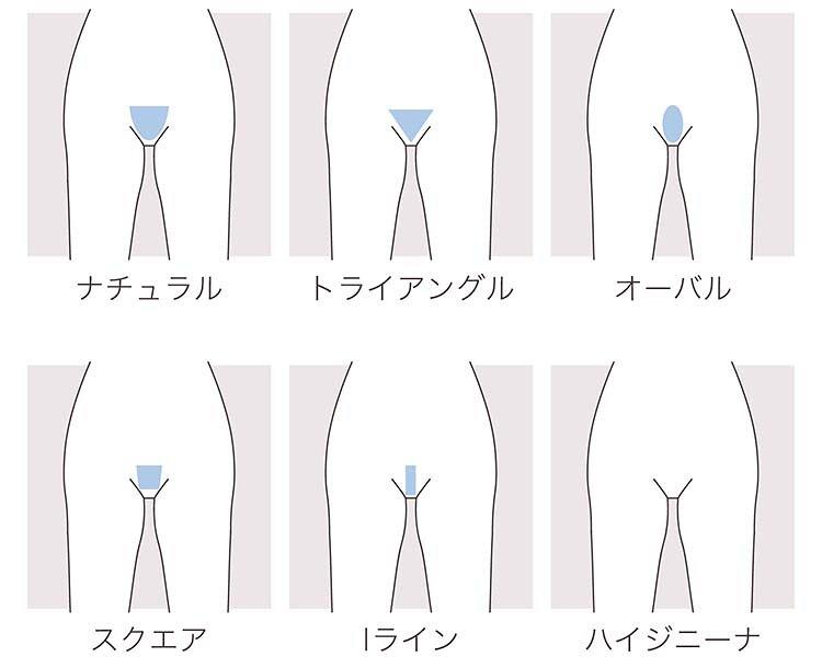 Vラインのデザイン画像